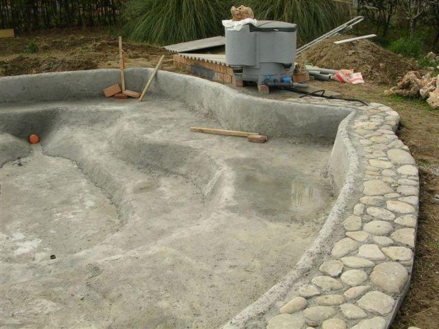 Leggi argomento il laghetto di alatar - Laghetti da giardino in cemento ...